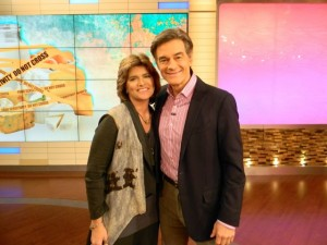 Nora and Dr. Oz