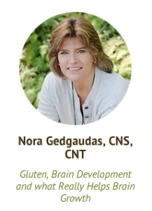 Nora Gluten Summit
