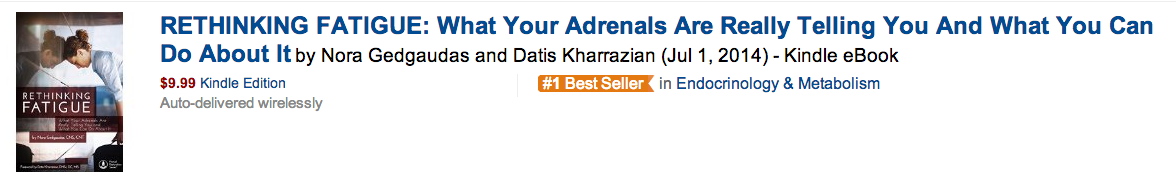 bestseller on Amazon