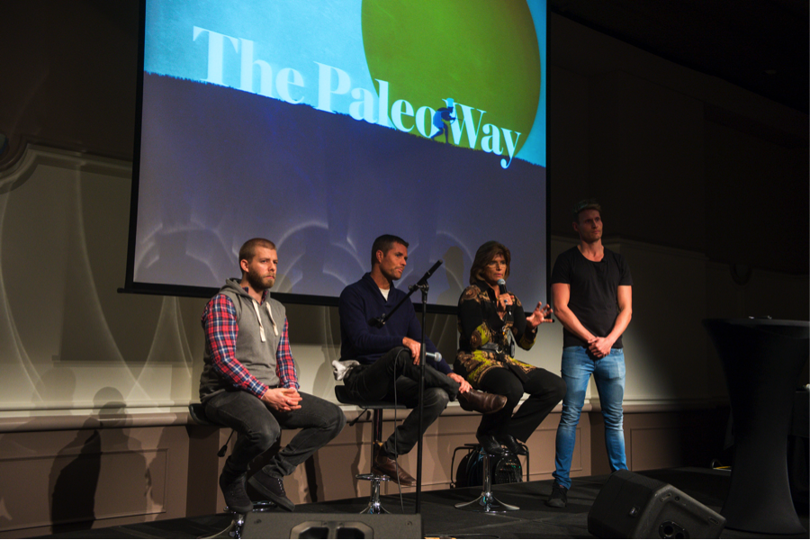 Paleo Way tour, Adelaide